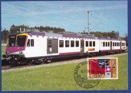 Karte (br8911) - Railway