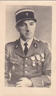 Adjudant Gendarme (camp De) Gurs A Mazy De Vireux Molhain Dcd Oloron - Dokumente