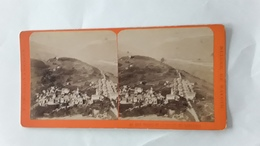 ZWITSERLAND SUISSE  THUSIS - Stereo-Photographie