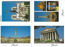 4 Cartes De Paris - France