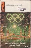 Bibliothèque De Travail, N° 65, Les Jeux Olympiques D'Hiver, Grenoble 1968, Septembre 1967 - 6-12 Jaar