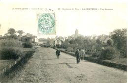 N°4214 T -cpa Environs De Vire -La Graverie -vue Générale- - Vire