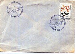 MOVIMIENTO SCOUT JAMBOREE DEL AIRE FLOR DE PATITO - NTVG. - Padvinderij
