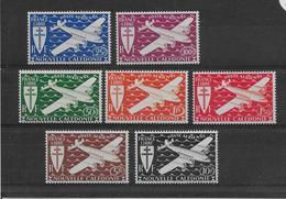 Nouvelle Calédonie Poste Aérienne N°46/52 - Neufs ** Sans Charnière - TB - Unused Stamps