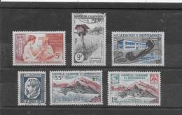 Nouvelle Calédonie N°195/301 - Oblitérés - TB - New Caledonia
