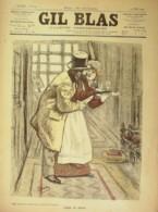 GIL BLAS-1901/22-BRAUN-F.TORTOLIS-POULBOT - Livres, BD, Revues