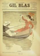 GIL BLAS-1901/37-O'KUN-L.TORTOLIS-POULBOT - Magazines - Before 1900