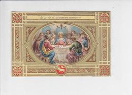 Communie / Communion - Pop-up Prentje / Image - - Images Religieuses