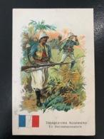 Tirailleurs Algériens En Reconnaissance - Régiments