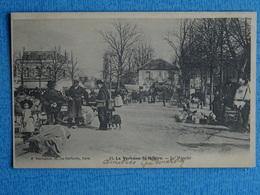 18- LA VARENNE -  St-HILAIRE  Le Marché - Otros Municipios