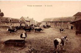 27 - BELLE CPA DOUAINS BRECOURT - FERME DE Mr QUEROLLE - ADHERENTE A LA SCVC - VOIR PHOTO ET NOTICE - ETAT EXC - - France