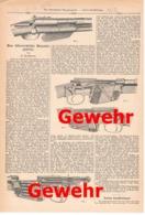 1756 Castner Das österreichische Magazingewehr Druck 1889 !! - Equipment