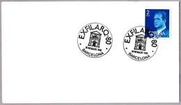 Matasellos EXFILARQ-80. Barcelona 1980 - 1931-Hoy: 2ª República - ... Juan Carlos I