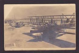 CPA Aviation Hydravion Avion Carte Photo RPPC Non Circulé - ....-1914: Precursors
