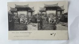 STEREOKAART   CHINE  YUNNAN - China