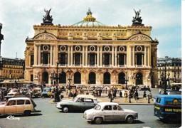 L'OPERA ,VOITURES CITROEN DS,RENAULT DAUPHINE,RENAULT 4,ET AUTRES REF 62999 - Francia