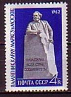 RUSSIA - UdSSR - 1962 - 144ans De La Naissance De Marxe - 1v** Mi 2594 - 1923-1991 URSS