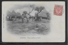 Soudan - Sénégambie Et Niger - St Isidore - Village Catholique - Soedan