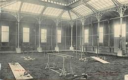 Pas De Calais -ref-A889- Mines De Marles N°16 - Mine - Salle Des Fêtes Et Gymnase - Agrès - Sports -  Architecture - - France