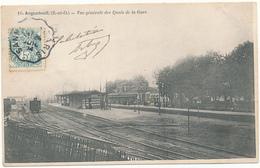ARGENTEUIL - Les Quais De La Gare - Argenteuil