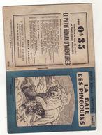 LE PETIT ROMAN D'AVENTURES N°84 LA BAIE DES PINGOUINS De MAURICE DE MOULINS 1937 Ferenczi - Aventure