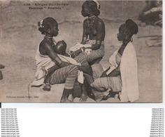 Afrique Occidentale-femmes Foulbés - Süd-, Ost-, Westafrika