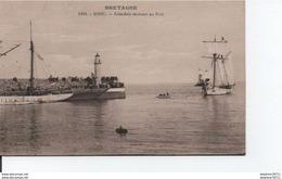 Binic-Islandais Rentrant Au Port - Binic