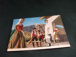 COSTUMI FOLCLORE  LAS CANADAS DEL TEIDE, TENERIFE CANARY ISLANDS - Costumi