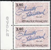 Amnesty International - Nuovi