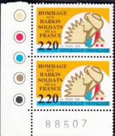 Hommage Aux Harkis Soldats De La France - France