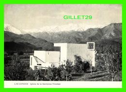 LAS CONDES, CHILI - IGLESIA DE LA SANTISIMA TRINIDAD - - Chile