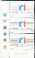 Sommet De L'Arche - France