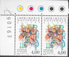 Imprimerie Nationale 350 Ans - France