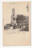 MONTFORT SUR MEU - L'EGLISE - 35 - Other Municipalities