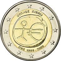 Chypre, 2 Euro, EMU, 2009, FDC, Bi-Metallic, KM:89 - Chipre
