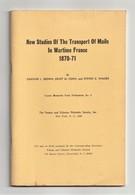 New Studies Of The Transport Of Mails In Wartime France 1870-71, Franco-Prussian War, Siege Of Paris, Ballon Montés - Filatelia E Historia De Correos