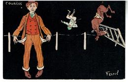 Aux Courses- Illust-Fernel Voyagee 1906 - Fernel