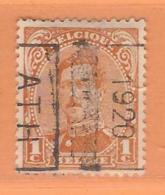 COB 135 Préoblitéré Type I  Position B  (used) ATH 1920 - Préoblitérés