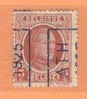 COB 192 Préoblitéré   Position A  (used) ATH 1925 - Vorfrankiert