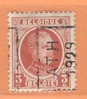 COB 192 Préoblitéré   Position A  (used) ATH 1929 - Vorfrankiert