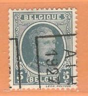 COB 193 Préoblitéré   Position B  (used) ATH 1927 - Vorfrankiert