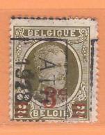COB 245 Préoblitéré   Position B  (used) ATH 1928 - Vorfrankiert