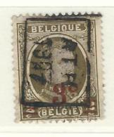 COB 245 Préoblitéré   Position B  (used) ATH 1927 - Vorfrankiert