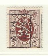 COB 278 Préoblitéré   Position A  (used) ATH 1929 - Vorfrankiert
