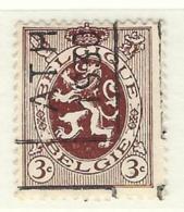 COB 278 Préoblitéré   Position A  (used) ATH 1930 - Vorfrankiert
