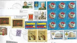 Used Envelope Russia 2014 The 75th Anniversary Of Victory In The Battle Of Khalkhin Gol - Joint Issue With Mongolia - Lettres & Documents