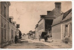 Yvré-le-Polin -Rue De La Mairie - Autres Communes