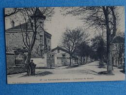 37 - LA VARENNE SAINT HILAIRE - L'Avenue Du Mesnil - Otros Municipios