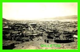 CUZCO, PEROU - VIEW OF THE CITY - REAL PHOTOGRAPH - - Pérou