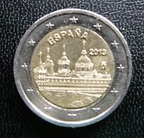 Spain - Espagne - Spanje   2 EURO 2013   Speciale Uitgave - Commemorative - Espagne